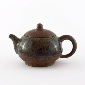 Flambé Glaze Agate Teapot from Tea Repertoire