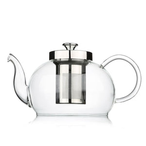 Gift Box of a Large Glass Teapot