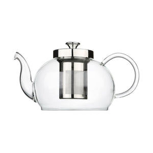 1200 ML Glass Teapot