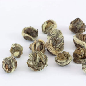 Jasmine Phoenix Pearls Green Tea from Tea Repertoire
