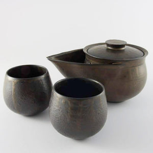 KOKUSHU TEA SET FROM TEA REPERTOIRE