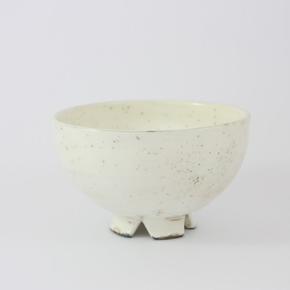 White Matcha Bowl Gijin Song