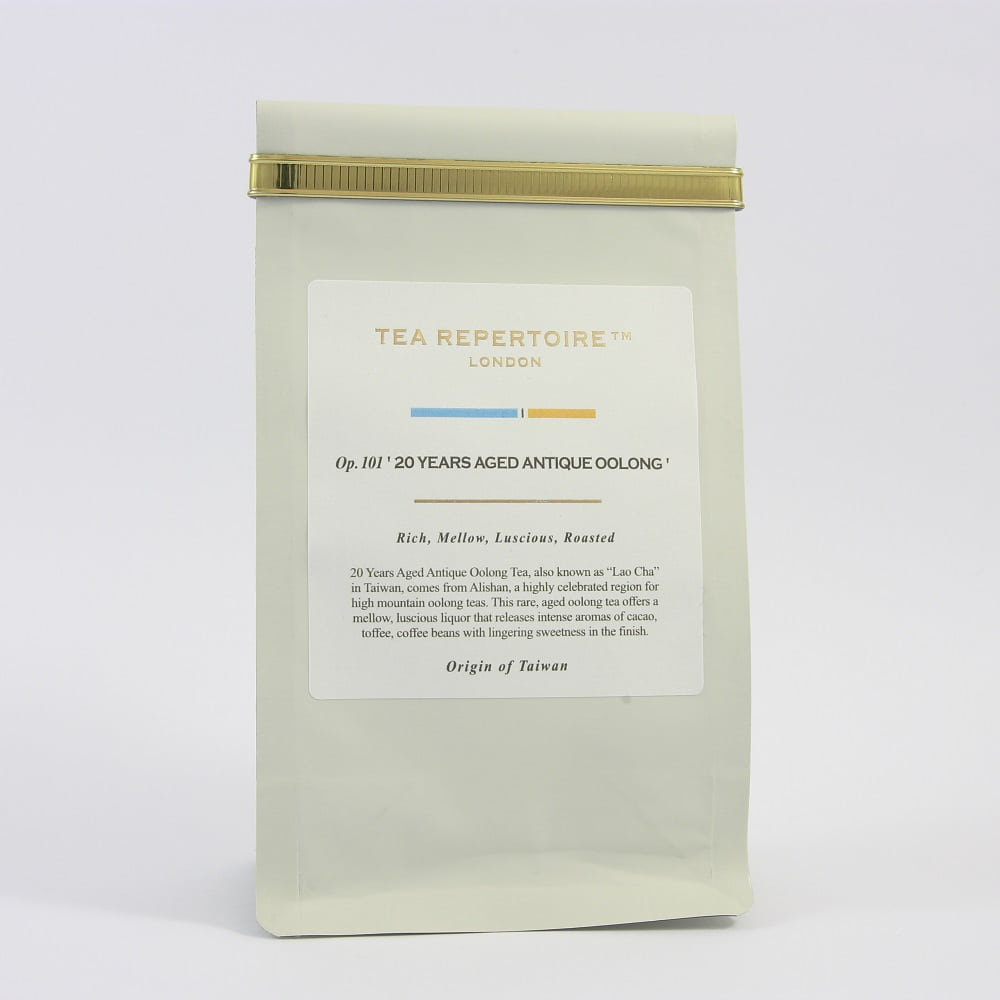 20 Years Aged Antique Oolong Tea from Tea Repertoire