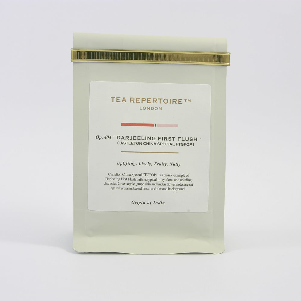 Darjeeling First Flush Castleton China Special FTGOP1 Black Tea from Tea Repertoire