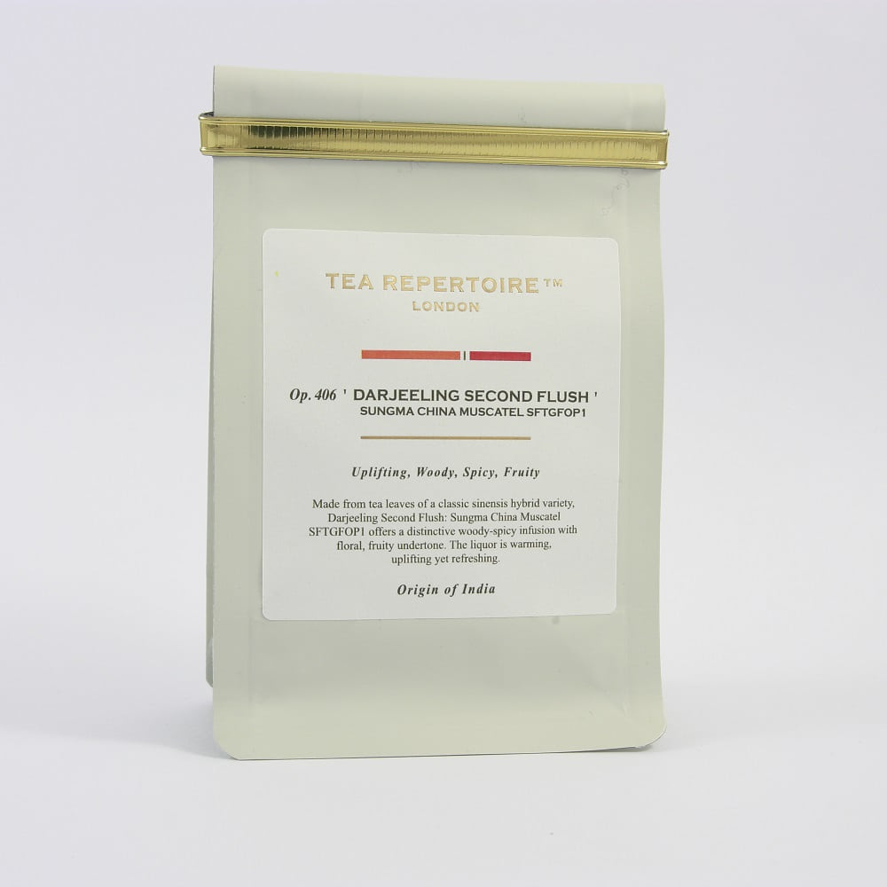 Darjeeling Sungard China Muscatel from Tea Repertoire
