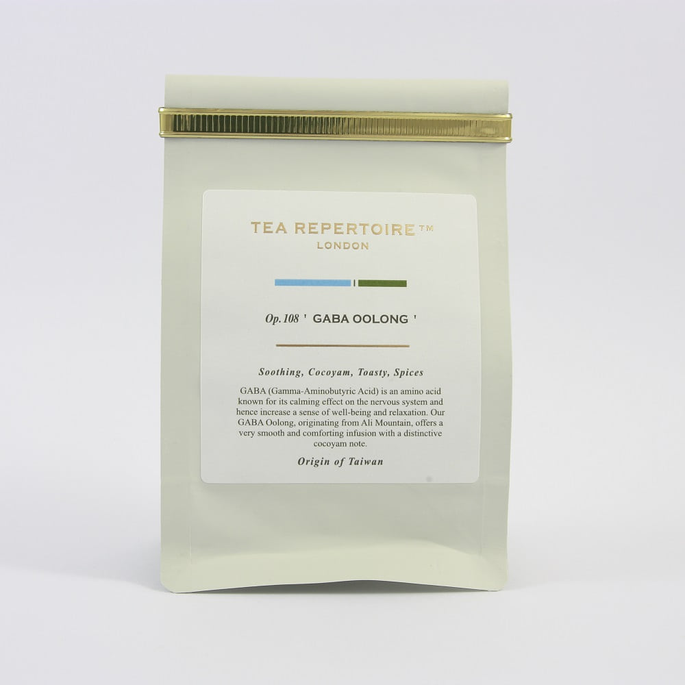 Gaba Oolong Tea from Tea Repertoire