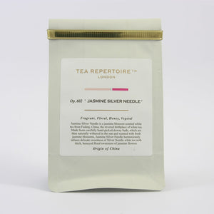 Jasmine Silver Needle Tea from Tea Repertoire
