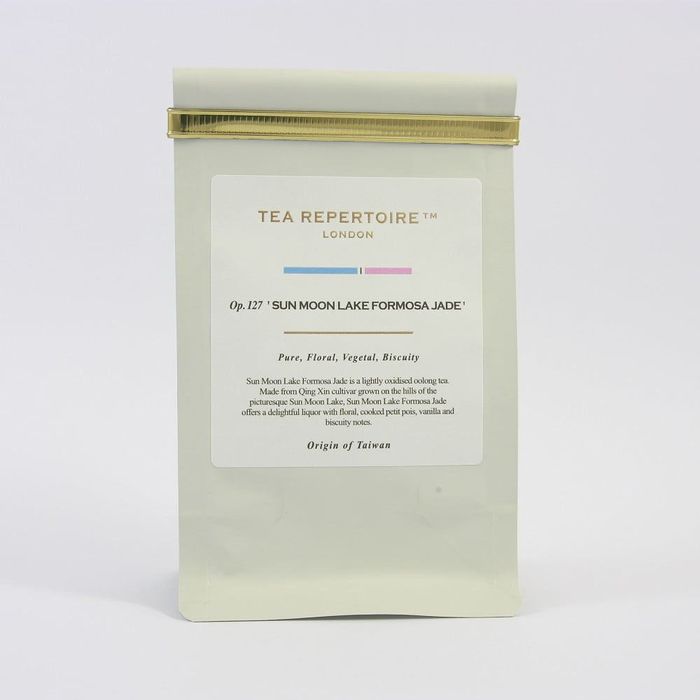 Sun Moon Lake Formosa Jade Oolong Tea from Tea Repertoire
