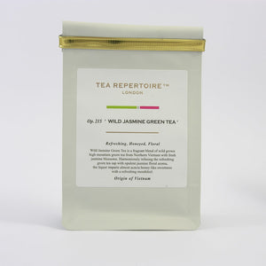 Wild Jasmine Green Tea from Tea Repertoire