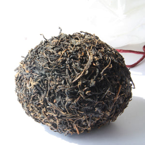 Tteokcha Korean compressed tea
