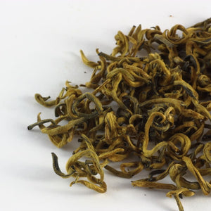 Yunnan Golden Buds Black Tea from Tea Repertoire