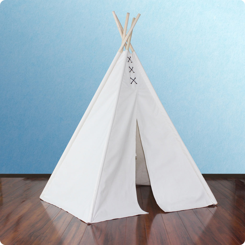 6ft Hideaway Lace Tie Five Panel Teepee