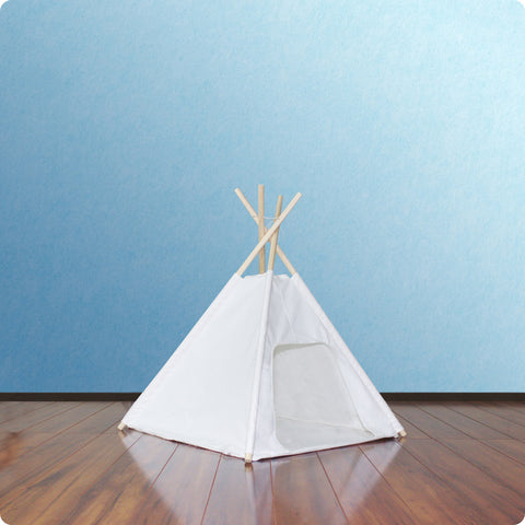 Dog Teepee with Floor Cover