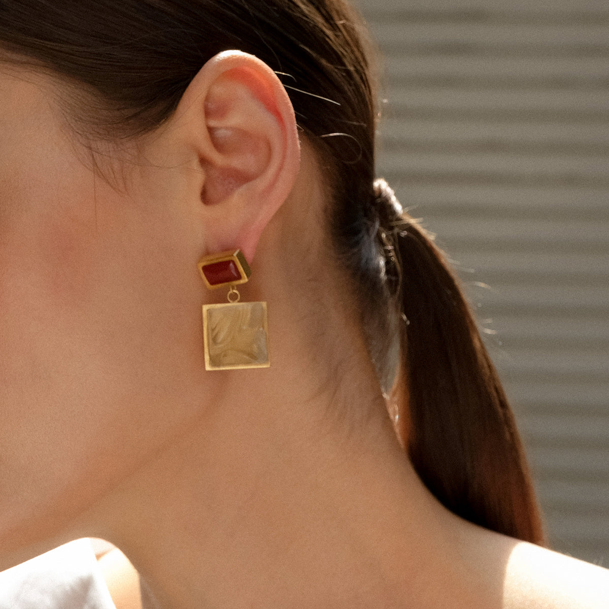 Cyprus Earrings by 1064 Studio | Teel Yes