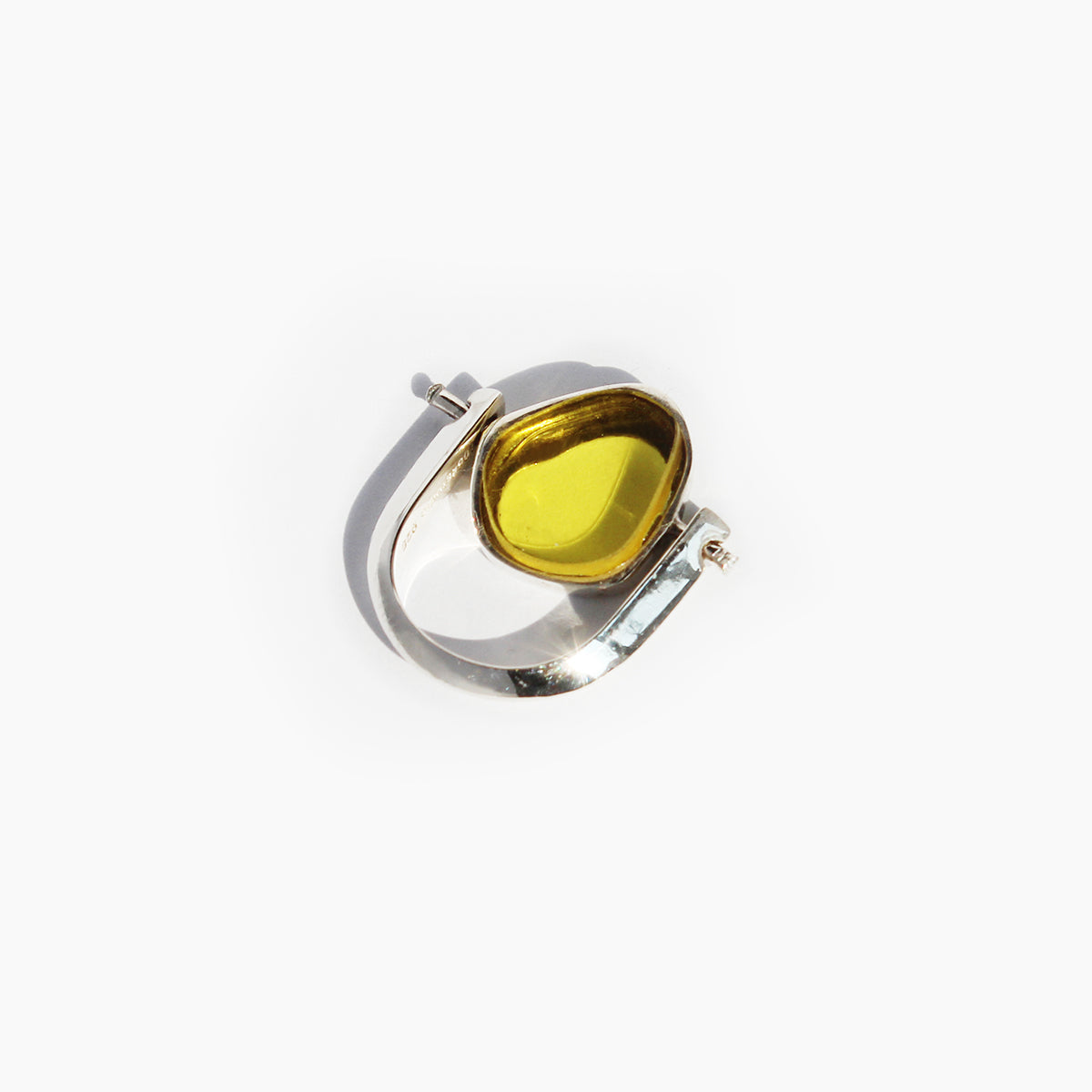 Shifting Rays Ring by 1064 Studio | Teel Yes