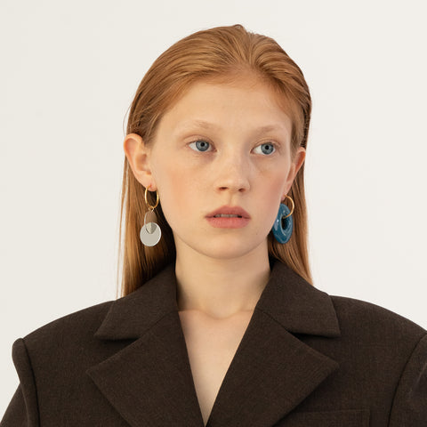 Rosales Hoop Earrings