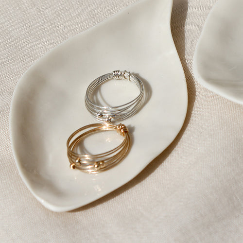 Karine Ring by Mila Marin | Teel Yes