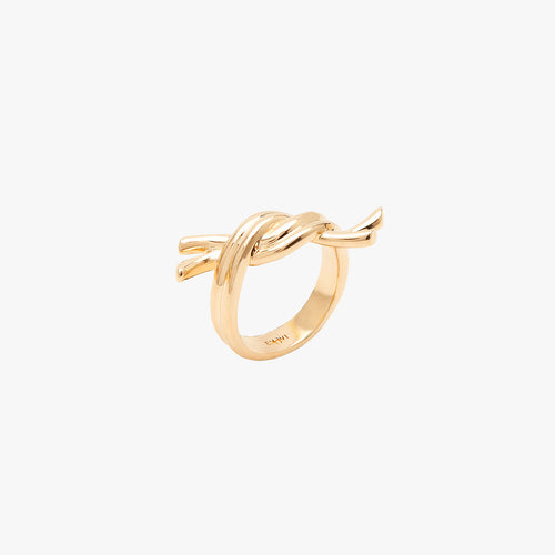 Venus Ring Gold by ESHVI - Teel Yes