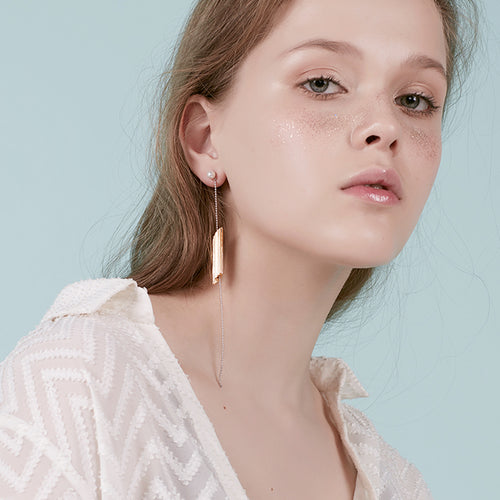 YVMIN - Penne Pasta Earrings - Teel Yes