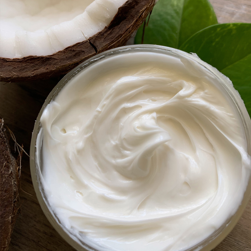 Non Toxic Natural Body Butter - Cruelty Free Skin Care Products