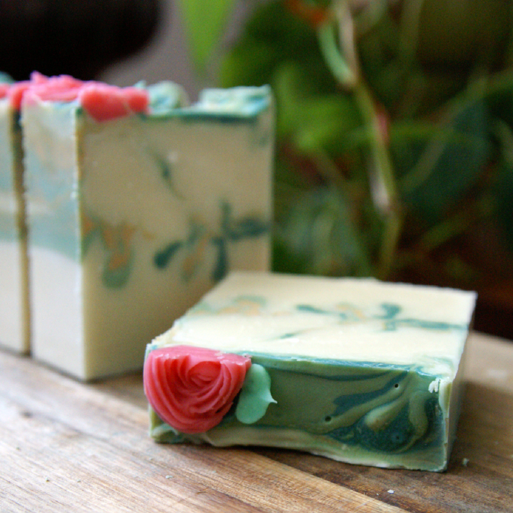 cold press soap / green beauty / skincare products / holistic skincare
