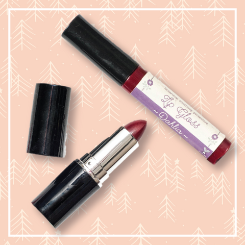 Holiday Lip Treats for Gals Who Love Christmas