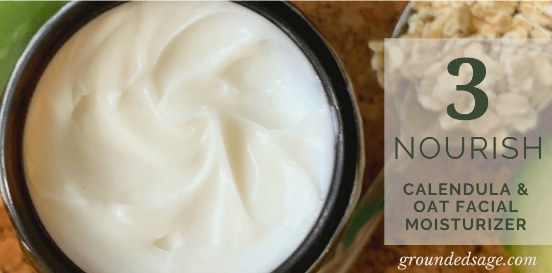 Natural Face Moisturizer for Rosacea - facial cream products for a clean skincare routine for rosacea