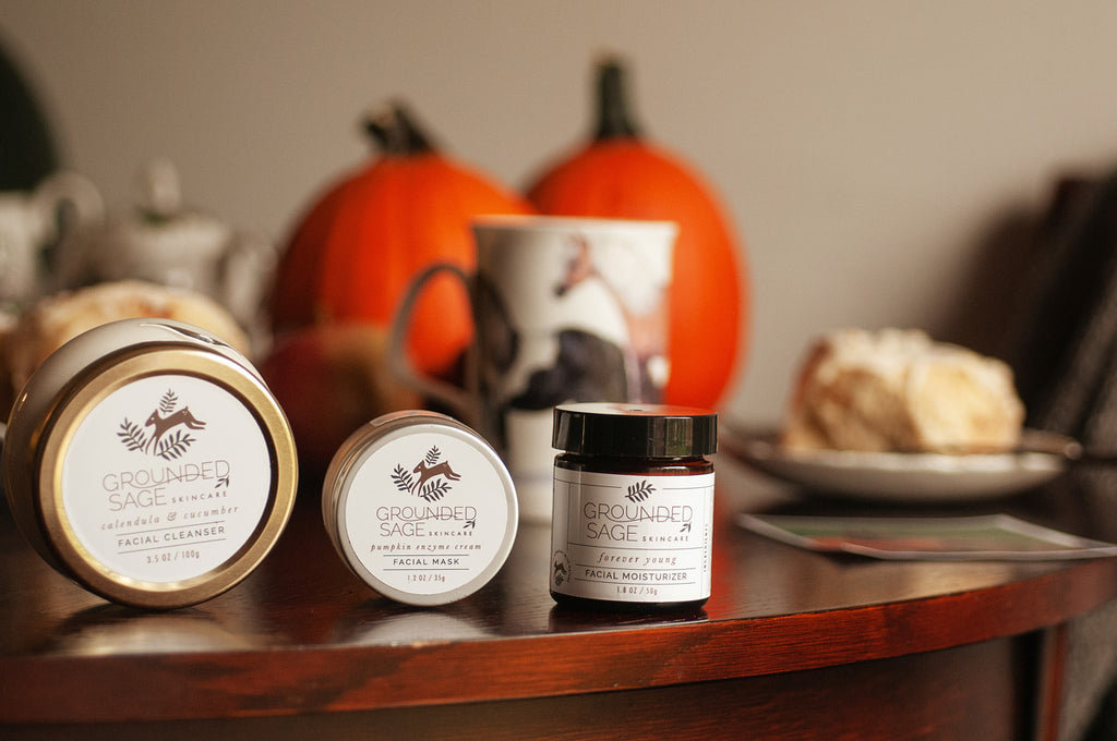 Fall Favourites Skincare Gift box