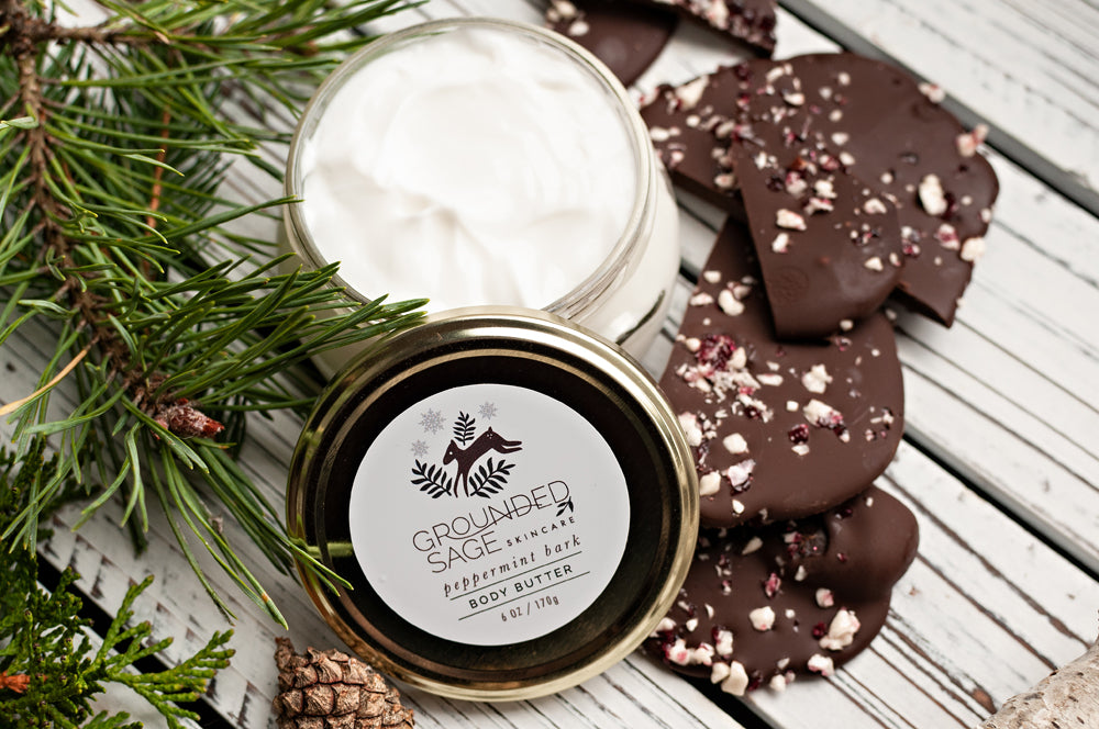 Peppermint Bark Holiday Body Butter