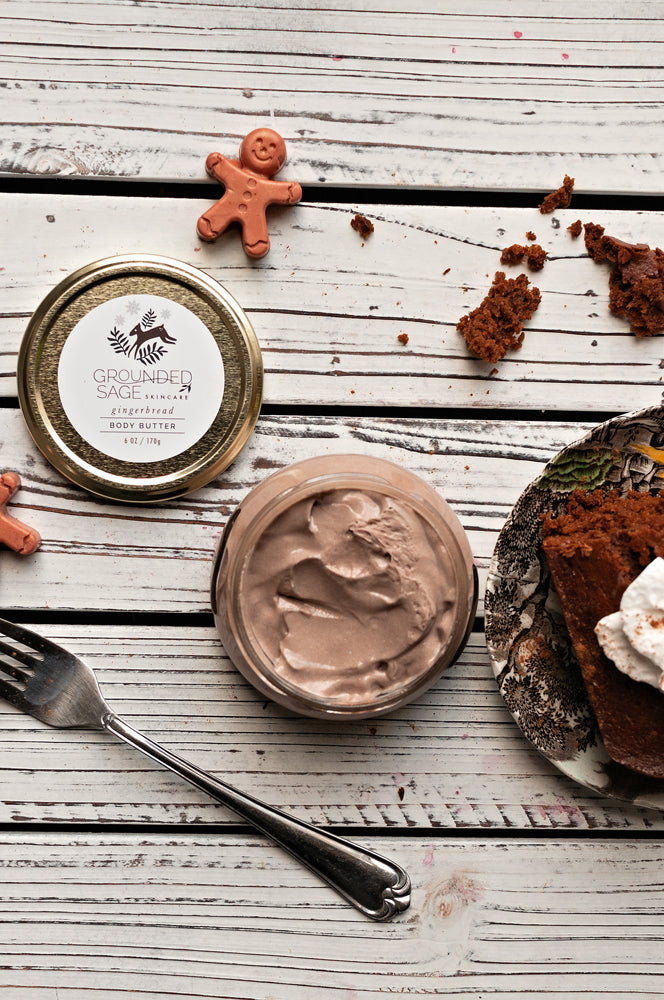 Holiday Body Butter Collection
