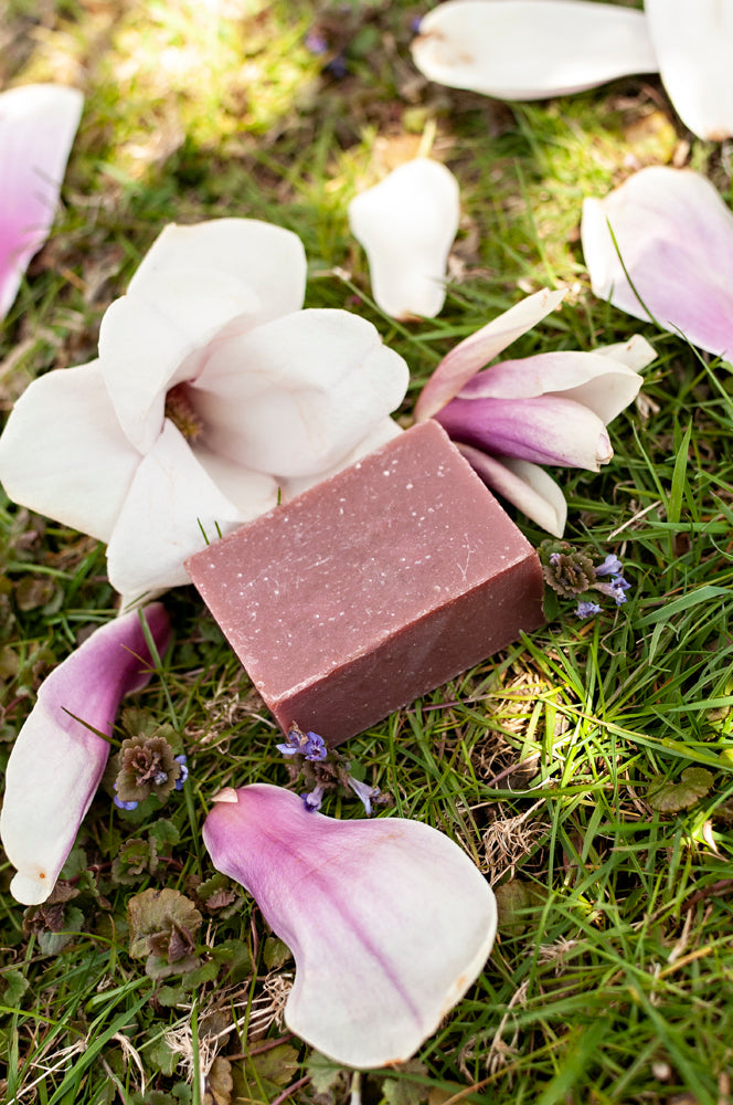 Magnolia Meadow Handmade Soap Bar