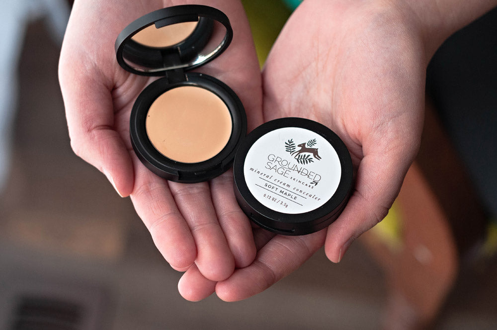 Mineral Cream Concealers