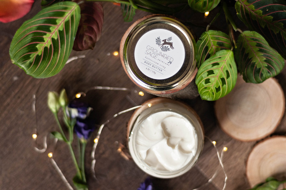 Buttercream Icing Body Butter