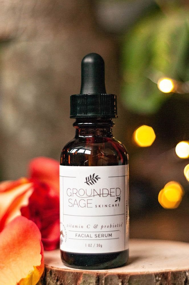 Vitamin C + Probiotic Facial Serum