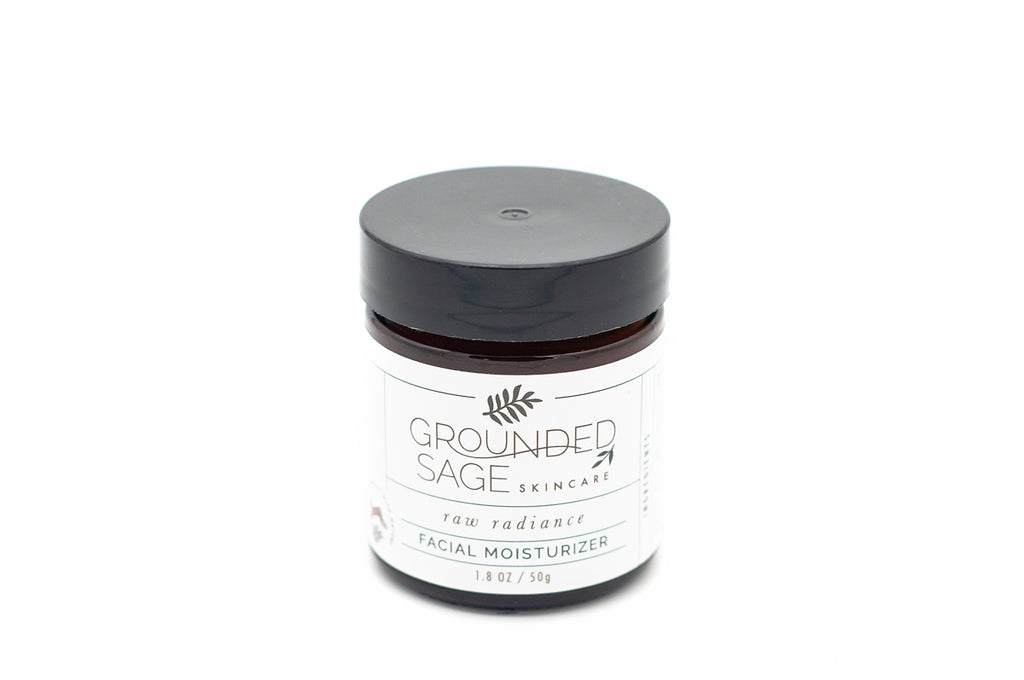 Raw Radiance Facial Moisturizer