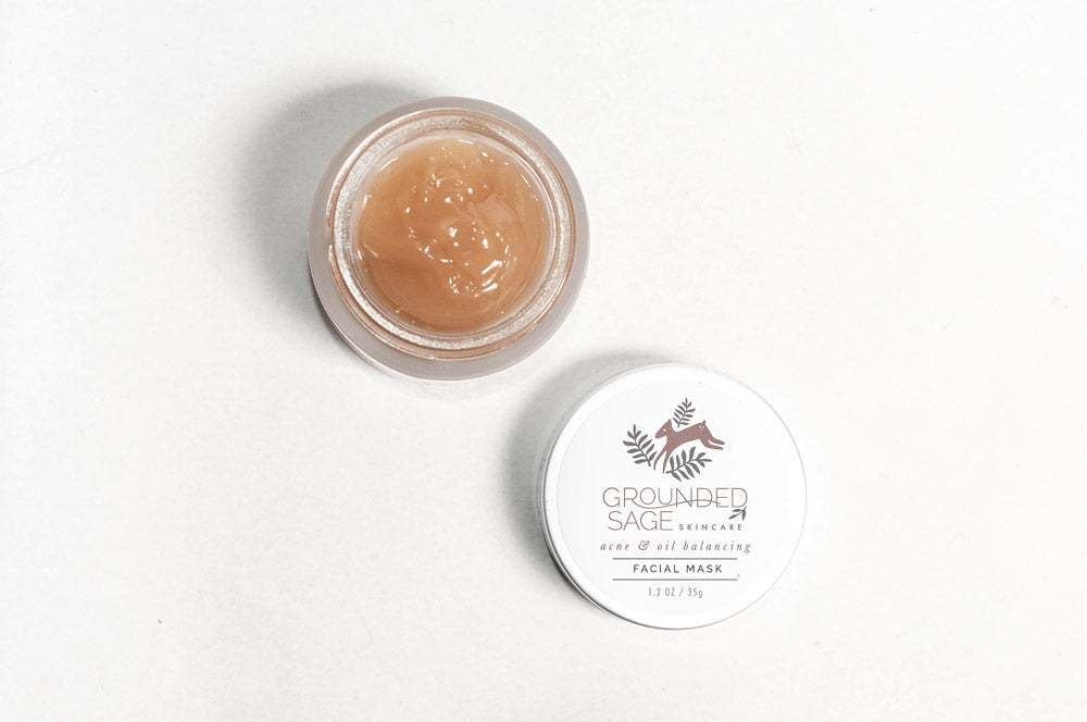 Acne & Oil Balancing Mask