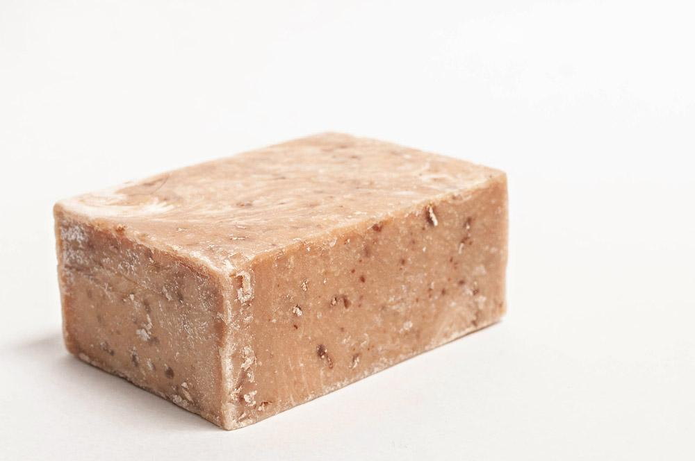 Oatmeal Coconut Milk and Honey CP Soap