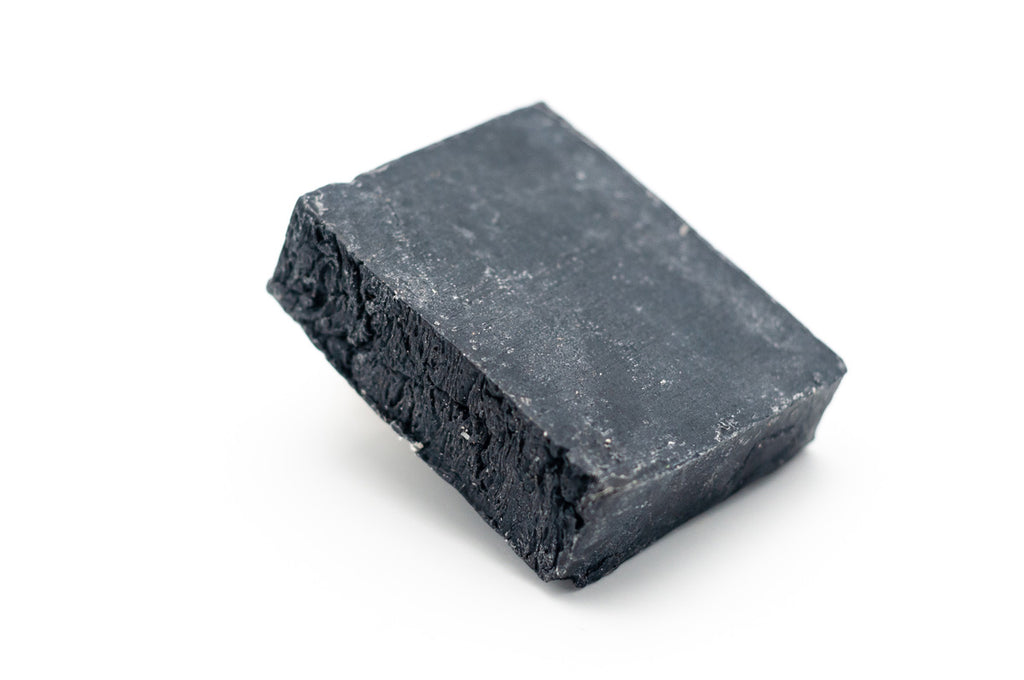 Charcoal Mint and Tea Tree Handmade Soap