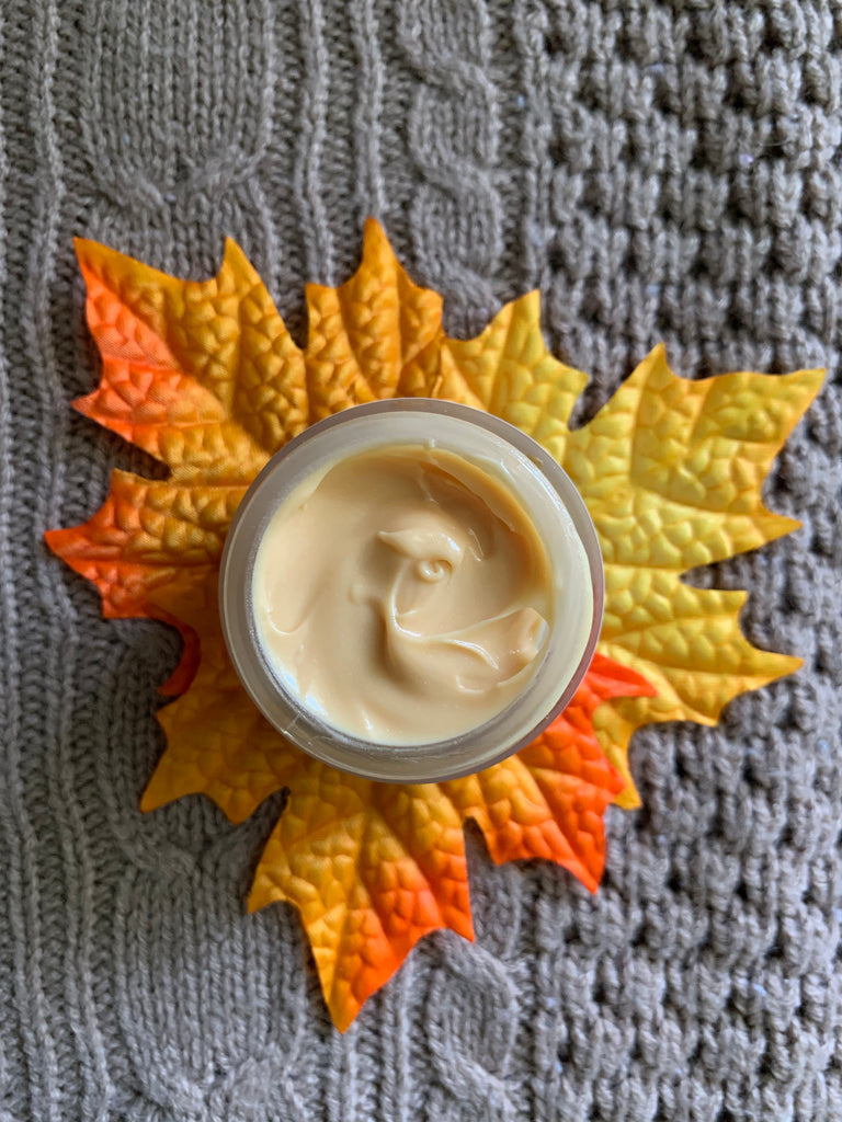 Pumpkin Enzyme Cream Facial Mask with Probiotics