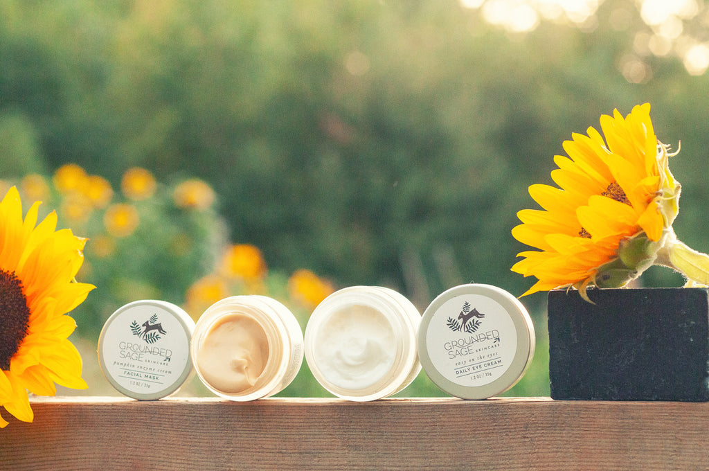 Sunflower Lovers Skincare Gift Box