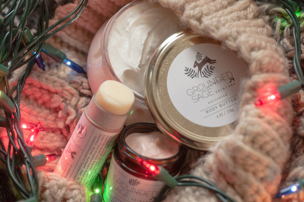 Winter Rescue Skincare Gift Box