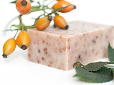 Rosehip CP Soap Bar