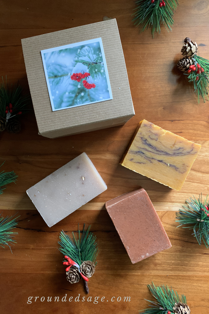 Cozy Moments Handmade Soap Collection - 3 pack