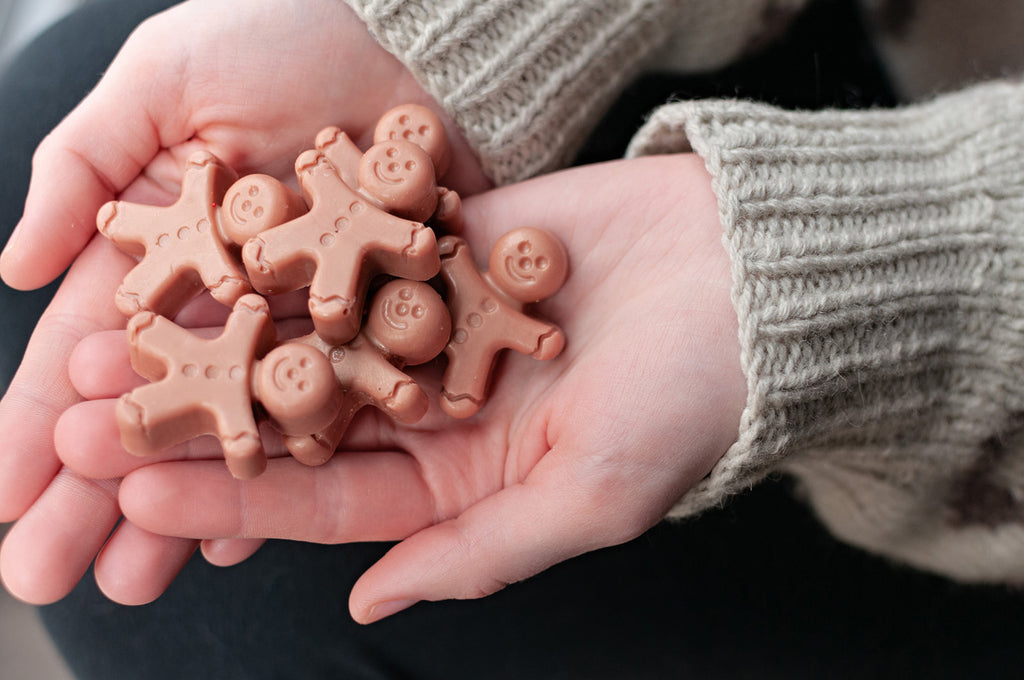 Mini Gingerbread Soap