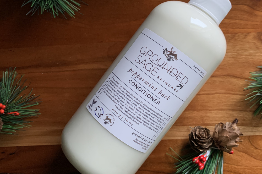 Peppermint Bark Holiday Conditioner