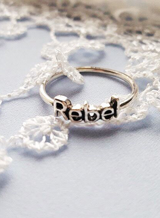 Radiant Rebel Ring