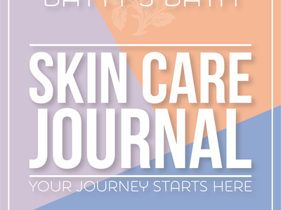 Batty's Bath Skin Care Journal- Printable Download