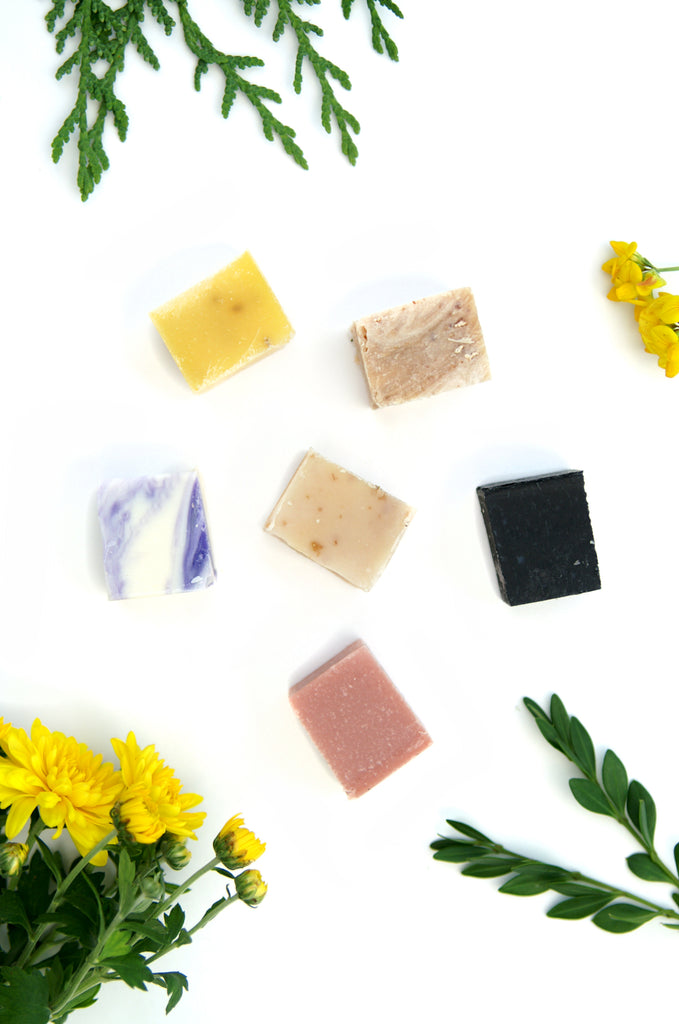 Signature Soaps Sampler Box