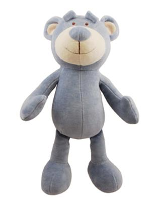 Wally Bear Blue