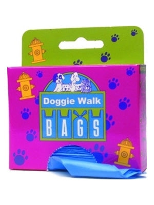 Doggie Walk Bag Tie Handle Bags